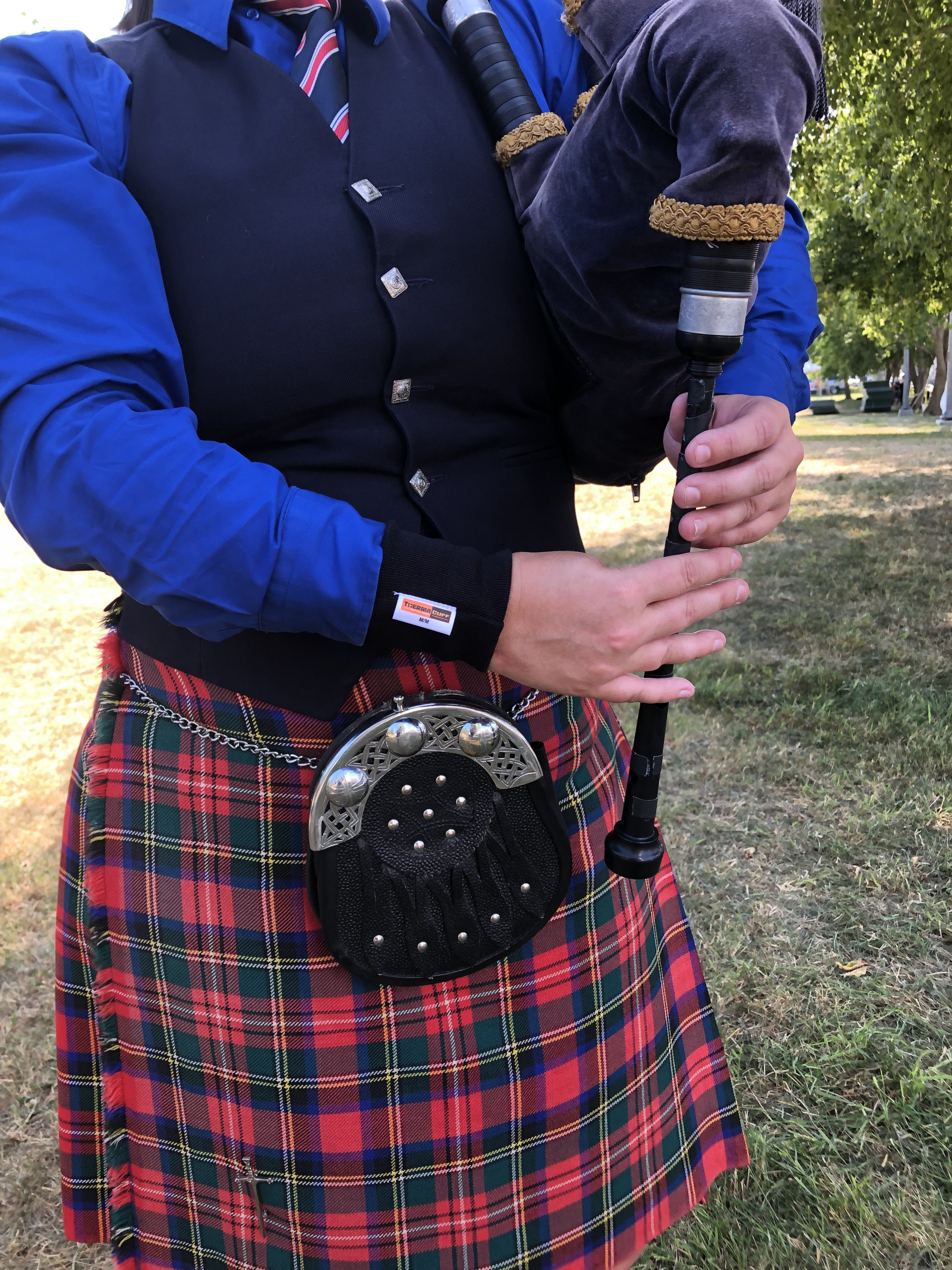 thermacuff home - bagpipes